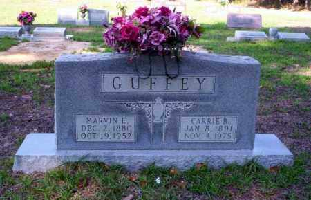 GUFFEY, CARRIE B - Ouachita County, Arkansas | CARRIE B GUFFEY - Arkansas Gravestone Photos