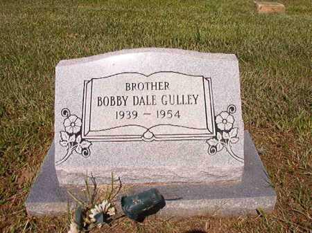 GULLEY, BOBBY DALE - Ouachita County, Arkansas | BOBBY DALE GULLEY - Arkansas Gravestone Photos