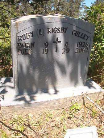 GULLEY, RUBY L - Ouachita County, Arkansas | RUBY L GULLEY - Arkansas Gravestone Photos