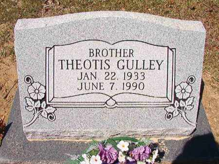 GULLEY, THEOTIS - Ouachita County, Arkansas | THEOTIS GULLEY - Arkansas Gravestone Photos