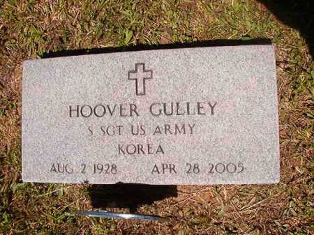 GULLEY (VETERAN KOR), HOOVER - Ouachita County, Arkansas | HOOVER GULLEY (VETERAN KOR) - Arkansas Gravestone Photos