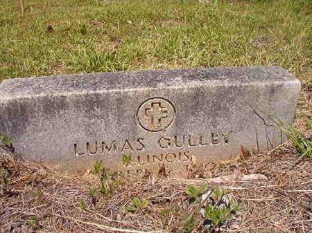 GULLEY (VETERAN), LUMAS - Ouachita County, Arkansas | LUMAS GULLEY (VETERAN) - Arkansas Gravestone Photos