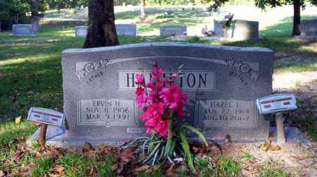 HAMILTON, ERVIN H - Ouachita County, Arkansas | ERVIN H HAMILTON - Arkansas Gravestone Photos