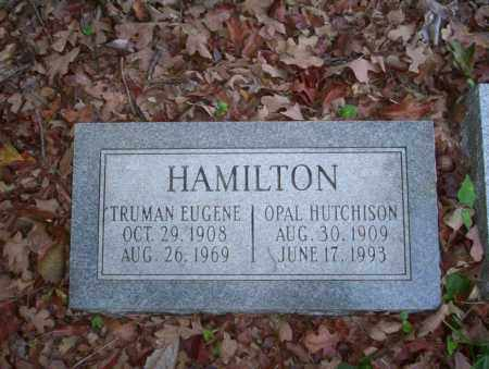 HAMILTON, OPAL - Ouachita County, Arkansas | OPAL HAMILTON - Arkansas Gravestone Photos