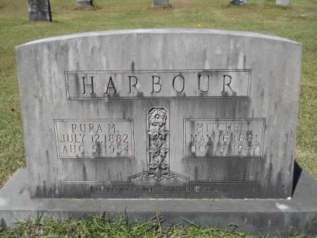 HARBOUR, MITCHELL - Ouachita County, Arkansas | MITCHELL HARBOUR - Arkansas Gravestone Photos