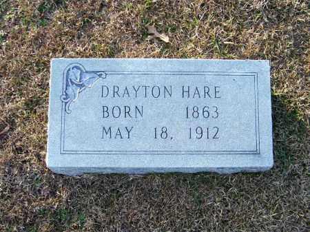 HARE, DRAYTON - Ouachita County, Arkansas | DRAYTON HARE - Arkansas Gravestone Photos