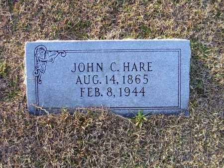 HARE, JOHN C - Ouachita County, Arkansas | JOHN C HARE - Arkansas Gravestone Photos