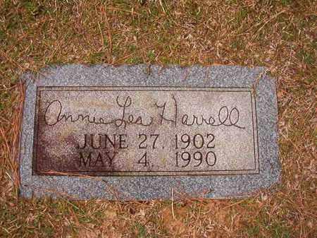 HARRELL, ANNIE LEA - Ouachita County, Arkansas | ANNIE LEA HARRELL - Arkansas Gravestone Photos