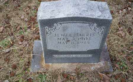 HARRIS, JEWEL - Ouachita County, Arkansas | JEWEL HARRIS - Arkansas Gravestone Photos