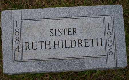 HILDRETH, RUTH - Ouachita County, Arkansas | RUTH HILDRETH - Arkansas Gravestone Photos