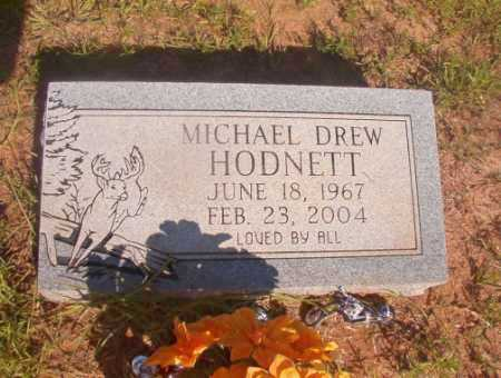 HODNETT, MICHAEL DREW - Ouachita County, Arkansas | MICHAEL DREW HODNETT - Arkansas Gravestone Photos