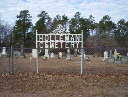 *HOLLEMAN, CEMETERY - Ouachita County, Arkansas | CEMETERY *HOLLEMAN - Arkansas Gravestone Photos