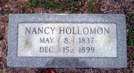 HOLLOMAN, NANCY - Ouachita County, Arkansas | NANCY HOLLOMAN - Arkansas Gravestone Photos
