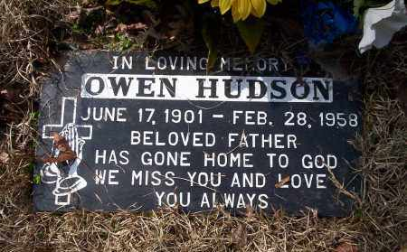 HUDSON, OWEN - Ouachita County, Arkansas | OWEN HUDSON - Arkansas Gravestone Photos