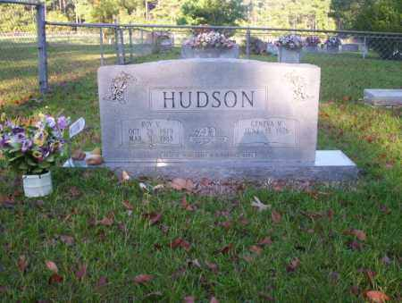 HUDSON, ROY V - Ouachita County, Arkansas | ROY V HUDSON - Arkansas Gravestone Photos