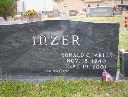 INZER, RONALD CHARLES - Ouachita County, Arkansas | RONALD CHARLES INZER - Arkansas Gravestone Photos