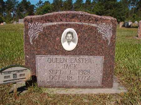 JACK, QUEEN EASTER - Ouachita County, Arkansas | QUEEN EASTER JACK - Arkansas Gravestone Photos