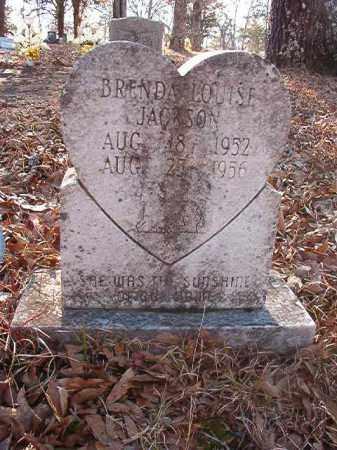 JACKSON, BRENDA LOUISE - Ouachita County, Arkansas | BRENDA LOUISE JACKSON - Arkansas Gravestone Photos