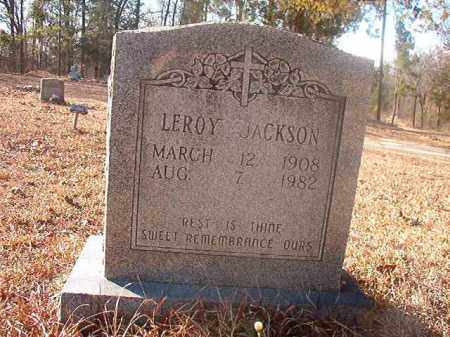 JACKSON, LEROY - Ouachita County, Arkansas | LEROY JACKSON - Arkansas Gravestone Photos