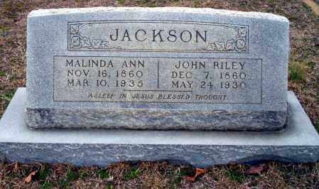JACKSON, MALINDA ANN - Ouachita County, Arkansas | MALINDA ANN JACKSON - Arkansas Gravestone Photos