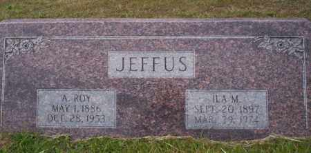 JEFFUS, ILA M - Ouachita County, Arkansas | ILA M JEFFUS - Arkansas Gravestone Photos