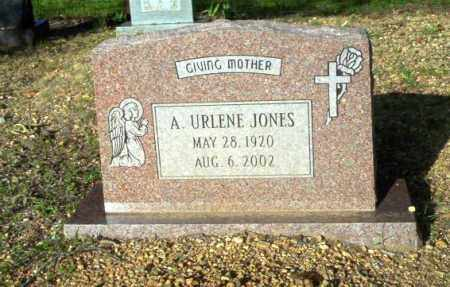 JONES, A URLENE - Ouachita County, Arkansas | A URLENE JONES - Arkansas Gravestone Photos