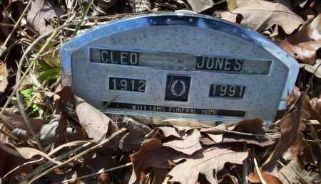 JONES, CLEO - Ouachita County, Arkansas   CLEO JONES - Arkansas Gravestone Photos