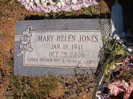 JONES, MARY HELEN - Ouachita County, Arkansas | MARY HELEN JONES - Arkansas Gravestone Photos