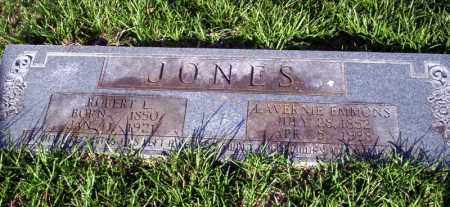 EMMONS JONES, LAVERNIE - Ouachita County, Arkansas | LAVERNIE EMMONS JONES - Arkansas Gravestone Photos