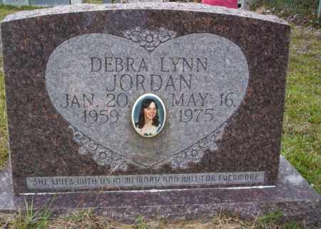 LYNN JORDAN, DEBBRA - Ouachita County, Arkansas | DEBBRA LYNN JORDAN - Arkansas Gravestone Photos