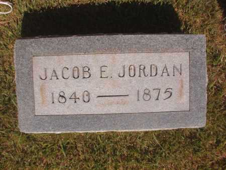 JORDAN, JACOB E - Ouachita County, Arkansas | JACOB E JORDAN - Arkansas Gravestone Photos
