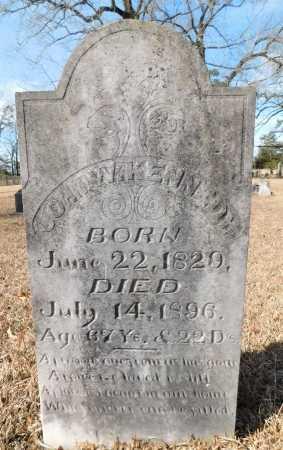 KENNEDY, JOHN W. - Ouachita County, Arkansas | JOHN W. KENNEDY - Arkansas Gravestone Photos