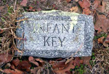 KEY, INFANT - Ouachita County, Arkansas | INFANT KEY - Arkansas Gravestone Photos