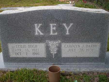 KEY, LESLIE HUGH - Ouachita County, Arkansas | LESLIE HUGH KEY - Arkansas Gravestone Photos