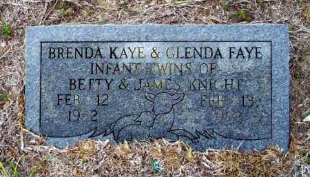 KNIGHT, GLENDA FAYE - Ouachita County, Arkansas | GLENDA FAYE KNIGHT - Arkansas Gravestone Photos