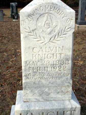KNIGHT, CALVIN - Ouachita County, Arkansas | CALVIN KNIGHT - Arkansas Gravestone Photos