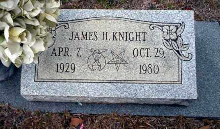 KNIGHT, JAMES H - Ouachita County, Arkansas | JAMES H KNIGHT - Arkansas Gravestone Photos
