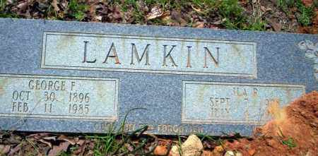 LAMKIN, GEORGE F. - Ouachita County, Arkansas | GEORGE F. LAMKIN - Arkansas Gravestone Photos