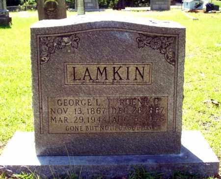 LAMKIN, ROENA C. - Ouachita County, Arkansas | ROENA C. LAMKIN - Arkansas Gravestone Photos