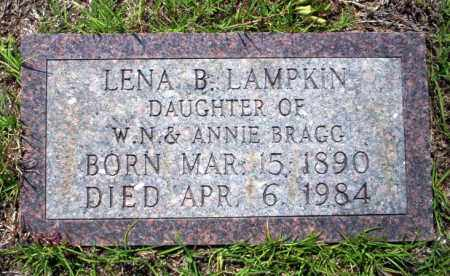 LAMPKIN, LENA B - Ouachita County, Arkansas | LENA B LAMPKIN - Arkansas Gravestone Photos