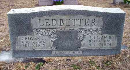 LEDBETTER, LILLIAN B - Ouachita County, Arkansas | LILLIAN B LEDBETTER - Arkansas Gravestone Photos