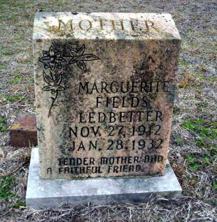 LEDBETTER, MARGUERITE - Ouachita County, Arkansas | MARGUERITE LEDBETTER - Arkansas Gravestone Photos