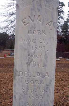 LEONARD, EVA A - Ouachita County, Arkansas | EVA A LEONARD - Arkansas Gravestone Photos