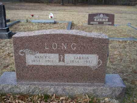 LONG, LARKIN - Ouachita County, Arkansas | LARKIN LONG - Arkansas Gravestone Photos