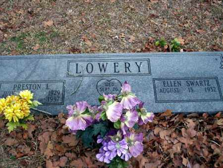 LOWERY, PRESTON L - Ouachita County, Arkansas | PRESTON L LOWERY - Arkansas Gravestone Photos