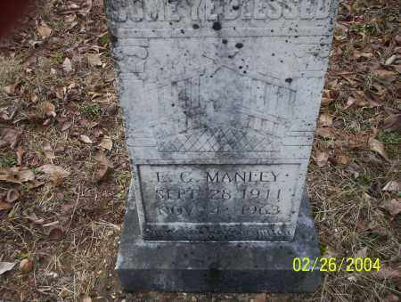 MANLEY, L.C. - Ouachita County, Arkansas | L.C. MANLEY - Arkansas Gravestone Photos