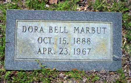 BELL MARBUT, DORA - Ouachita County, Arkansas | DORA BELL MARBUT - Arkansas Gravestone Photos