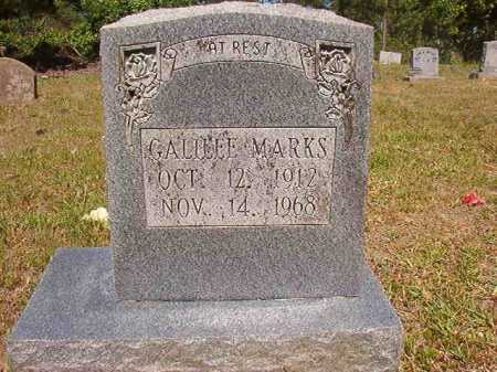 MARKS, GALILEE - Ouachita County, Arkansas | GALILEE MARKS - Arkansas Gravestone Photos