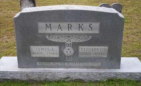 MARKS, JAMES E - Ouachita County, Arkansas | JAMES E MARKS - Arkansas Gravestone Photos