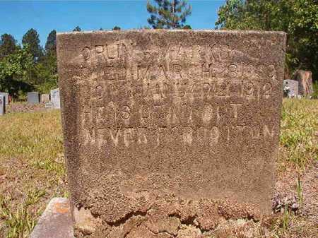 MARKS, ORLIN - Ouachita County, Arkansas | ORLIN MARKS - Arkansas Gravestone Photos